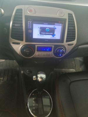 Hyundai I20 1.4AT, 2010, đăng ký 2011, màu xanh, xe nhâp, biển SG