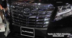 Nhận Đặt Hàng Toyota Alphard 2018, Mua Trả Góp Chỉ 1 Tỷ 80Tr, Hỗ TRợ Vay Đến 8 Năm