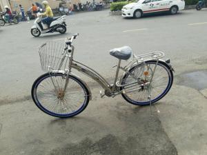 Xe đạp @ inox (new)