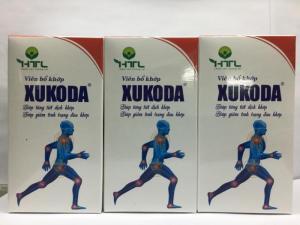 Xukoda mới - Hộp 90 viên, tiết kiệm hơn