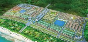Bán nền góc D16-06B-01 dự án goldenbay Hưng Thinh