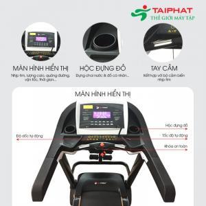 Máy Chạt Bộ Điện Techfitness TF19AS