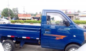 Giá xe Dongben ( màu xanh ) 870kg thùng lửng tại Bình Dương