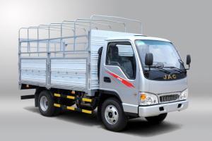 xe tải 2 tấn 4 (2T4), vào thành phố