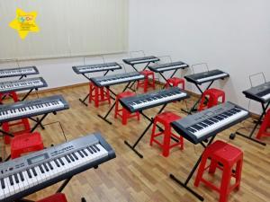 Organ - Chấp cánh ước mơ trở thành nhạc sĩ tương lai cùng SiĐô -  Chiêu sinh học viên