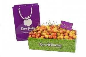Cherry Vàng Canada đã về tới Klever Fruits !!!