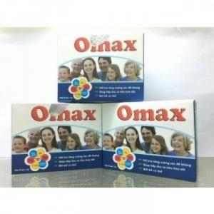 Men tiêu hóa Omax - Tăng sức đề kháng
