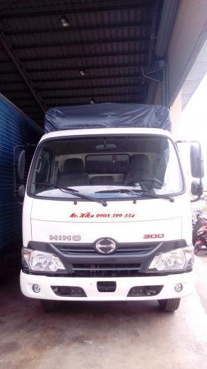 Bán xe tải HINO xzu650l 1.9T
