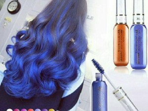 Mascara nhuộm tóc