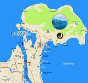 Vị trí của dự án Căn Hộ Sơn Trà Ocean View