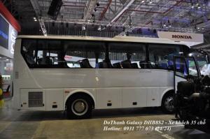 Xe Khách 30 chỗ Cao Cấp. Đô Thành Galaxy DHB8S2