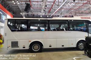 Thông số kỹ thuật xe khách Đô Thành Galaxy DHB8S2 - Hỗ trợ giao xe nhanh