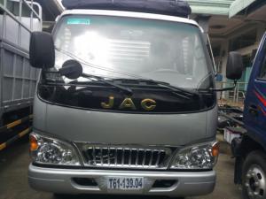 Đại lý bán xe tải jac 2t4 uy tín giá tốt hố trợ trả góp 90%