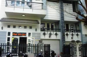 Cần bán rất gấp nhà góc 3 mặt tiền, quận 3, Huỳnh Tịnh Của,  DT 19x25m,  giá 54 tỷ