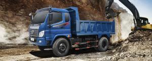 Xe ben Forland FD9500 thùng ben 7,5 mét khối, tải trọng 9.1 Tấn