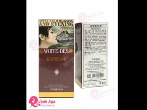 Tinh Chất Trắng Da Cô Gái - White Des