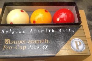 Bóng (bi) Aramith Pro - cup