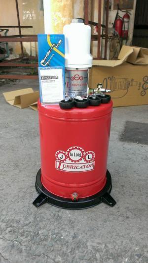 Hướng dẫn cách sử dụng máy bơm mỡ khí nén dành cho ô tô