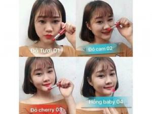 Son Màu Trang Bon