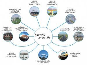 Đất nền dự án Phước Thái, Đồng Nai