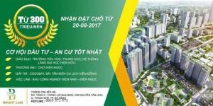 Nhận đặt chỗ ưu tiên KĐT mới - Nằm trong khu dân cư - gần KCN lớn - Tiện ích liền kề !!!