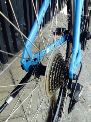 Xe đạp touring Giant Seek (bãi Nhật)