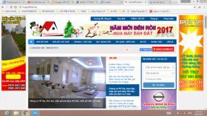 Mình muốn bán website Rao vặt nhà đất