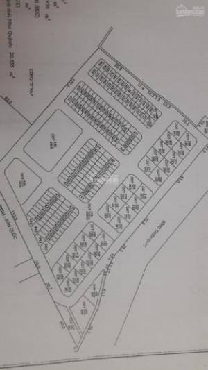 Bán đất khu sinh thái đô thị Như Quỳnh – Văn Lâm – Hưng Yên DT 78m2, giá 9 tr/m2