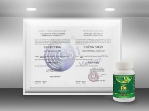 Sản phẩm hỗ trợ bệnh tiểu đường được chứng nhận mã vạch, đảm bảo sức khỏe người tiêu dùng.