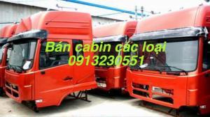 Cabin xe dongfeng c260 c290, howo tế nam, jac...