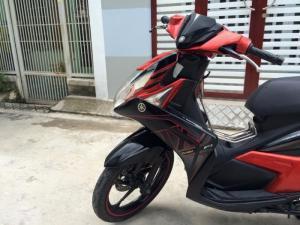 Yamaha Nouvo 5, zin từng con ốc, chính chủ,màu đỏ