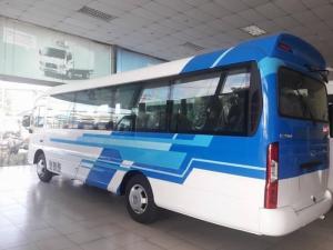 Xe Hyundai County 29 Chỗ Rẻ Nhất xe E-CUONTY dai ha gia