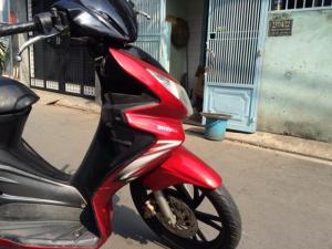 Suzuki hayate 125cc,xe cứng cáp, chạy vọt,màu đỏ đen