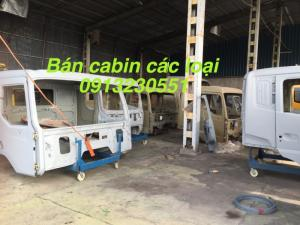 Bán vỏ sọ cabin dongfeng, howo jac camc...