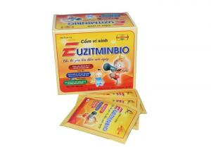 Euzitminbio - Hỗ trợ điều trị rối loạn tiêu hóa
