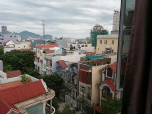 Căn hộ cho thuê ngay trung tâm quận Sơn Trà, cách biển Phạm Văn Đồng chỉ vài phút đi bộ.
