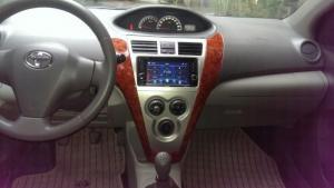 Bán xe Toyota Vios 1.5E màu bạc sx cuối 2009. lh chính chủ