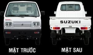 Xe tải Suzuki, 650Kg