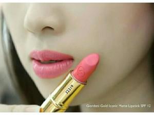Son Giordani Gold iconic Matte Lipstick