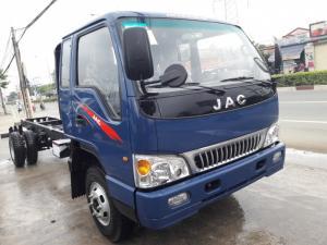 Xe tải Jac, 6.4t, vay với lãi xuất thấp 80%