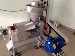 Máy ép dầu công nghiệp trục xoắn 6YL -105