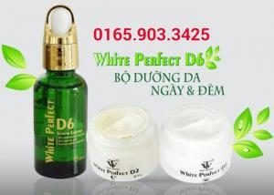 Serum Top White D6 - Bảo bối để có một làn da trắng mịn căng bóng, chẳng cong nếp nhăn