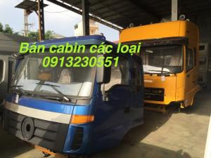 Bán cabin xe dongfeng Hoàng Huy foton auman...