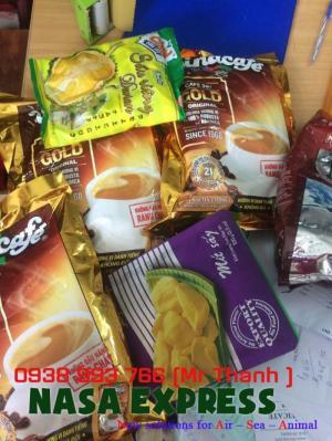 Vận chuyển thực phẩm đi Úc