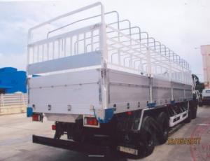 Isuzu 4 chân 18 tấn – VM FV330 8x4. Bao trước bạ