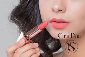 Son NS Lipstick - Son môi NS Lipstick thiên nhiên cam kết không chì