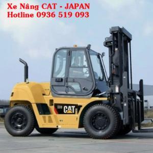 Xe nâng dầu 2.5 tấn CAT xuất xứ Nhật Bản giá...