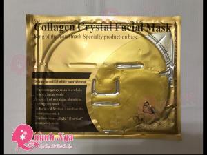 Mặt Nạ Collagen Vàng