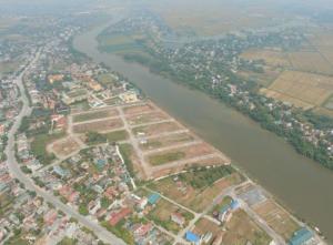 Bán Đất Chỉ Từ 4Tr/M2 Tại Tp. Phủ Lý - Hà Nam