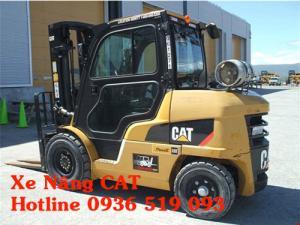 Xe nâng dầu CAT 2.5 tấn XUẤT XỨ NHẬT BẢN giá...